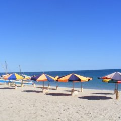 Отель Edena Kely пляж