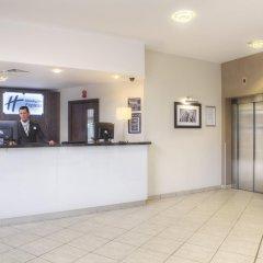 Отель Holiday Inn Express Glasgow Theatreland интерьер отеля