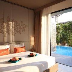 Отель Proud Phuket 4* Улучшенный номер с различными типами кроватей фото 3