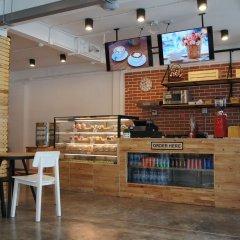 Homie Hostel & Cafe' Бангкок питание фото 2
