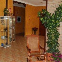 Hotel Rural Mirasierra спортивное сооружение