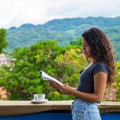 Отель Posada de Belssy Гондурас, Копан-Руинас - отзывы, цены и фото номеров - забронировать отель Posada de Belssy онлайн фитнесс-зал