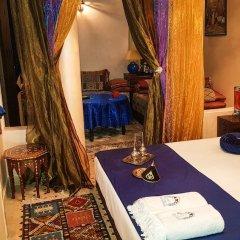 Отель Riad La Porte Du Bouregreg комната для гостей