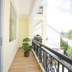Отель Century Da Lat Далат балкон