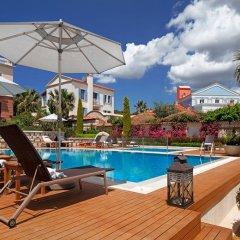 Antmare Hotel Чешме бассейн фото 3