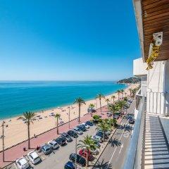 Отель Apartaments AR Borodin Испания, Льорет-де-Мар - отзывы, цены и фото номеров - забронировать отель Apartaments AR Borodin онлайн пляж фото 2