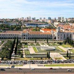 Отель Casa Santa Clara Португалия, Лиссабон - отзывы, цены и фото номеров - забронировать отель Casa Santa Clara онлайн приотельная территория фото 2