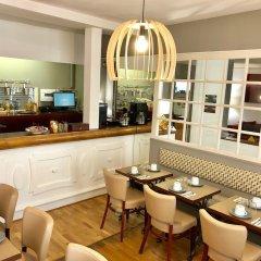 Отель Citotel Le Volney Сомюр гостиничный бар
