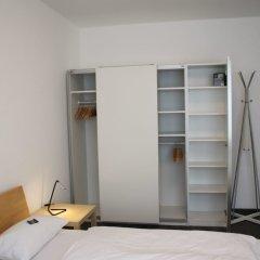 Отель DasApartmentHaus - Zentrum-Fürstenplatz удобства в номере