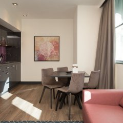 Отель Roomzzz Manchester Corn Exchange комната для гостей