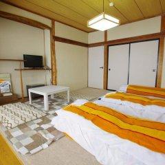 Отель Hakuba Ski Kan Хакуба комната для гостей