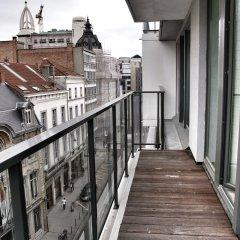 Отель La Monnaie Residence Бельгия, Брюссель - отзывы, цены и фото номеров - забронировать отель La Monnaie Residence онлайн балкон