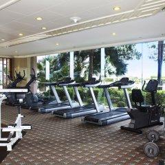 Отель Swissotel Bangkok Ratchada фитнесс-зал фото 2