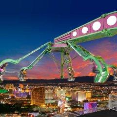 Отель Stratosphere Hotel, Casino & Tower США, Лас-Вегас - 8 отзывов об отеле, цены и фото номеров - забронировать отель Stratosphere Hotel, Casino & Tower онлайн развлечения