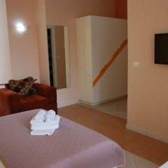 Отель Villa Green Garden Албания, Саранда - отзывы, цены и фото номеров - забронировать отель Villa Green Garden онлайн комната для гостей фото 5