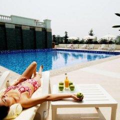Отель Holiday Inn Guangzhou Shifu бассейн фото 3