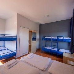 Отель a&o Amsterdam Zuidoost удобства в номере
