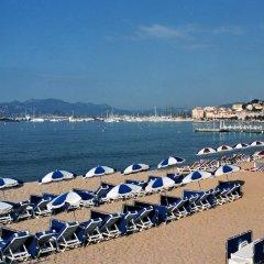 Отель Palm Beach Франция, Канны - отзывы, цены и фото номеров - забронировать отель Palm Beach онлайн пляж