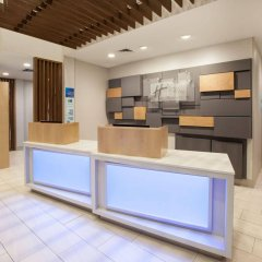 Отель Holiday Inn Express & Suites Indianapolis NE - Noblesville комната для гостей фото 2