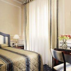 Hotel de La Ville 4* Стандартный номер с различными типами кроватей