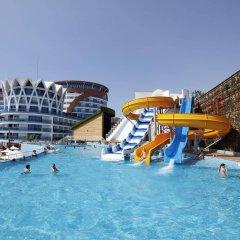 Granada Luxury Resort & Spa Турция, Аланья - 1 отзыв об отеле, цены и фото номеров - забронировать отель Granada Luxury Resort & Spa онлайн бассейн