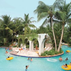 Отель Hilton Rose Hall Resort & Spa - All Inclusive Ямайка, Монтего-Бей - отзывы, цены и фото номеров - забронировать отель Hilton Rose Hall Resort & Spa - All Inclusive онлайн детские мероприятия