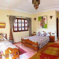 Отель Riad Marrat Марокко, Загора - отзывы, цены и фото номеров - забронировать отель Riad Marrat онлайн комната для гостей фото 3