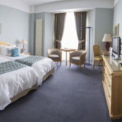 Гостиница Holiday Inn Moscow Seligerskaya комната для гостей фото 4