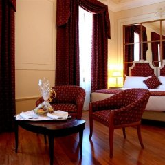 Radisson Blu GHR Hotel, Rome в номере фото 2