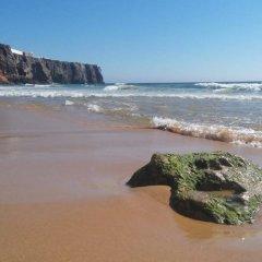Отель Atlantic Sagres пляж