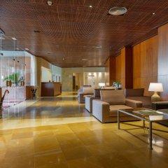 Отель Vita Toledo Layos Golf Испания, Лайос - отзывы, цены и фото номеров - забронировать отель Vita Toledo Layos Golf онлайн интерьер отеля