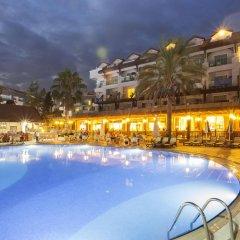 Seher Resort & Spa Турция, Сиде - отзывы, цены и фото номеров - забронировать отель Seher Resort & Spa - All Inclusive онлайн бассейн