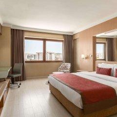 Ramada Usak Турция, Усак - отзывы, цены и фото номеров - забронировать отель Ramada Usak онлайн комната для гостей фото 5