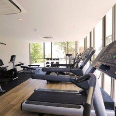 Отель Celes Beachfront Resort Самуи фитнесс-зал фото 2