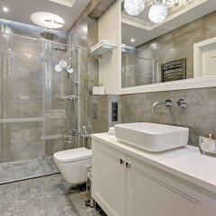 Апартаменты Lion Apartments -Monte Carlo Deluxe ванная фото 2