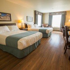 Отель Days Inn by Wyndham Levis Канада, Сен-Николя - отзывы, цены и фото номеров - забронировать отель Days Inn by Wyndham Levis онлайн комната для гостей фото 2