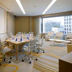 Отель Crowne Plaza Lumpini Park Бангкок помещение для мероприятий