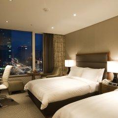 Отель Lotte City Hotel Mapo Южная Корея, Сеул - отзывы, цены и фото номеров - забронировать отель Lotte City Hotel Mapo онлайн комната для гостей фото 5