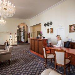 Отель Windsor Spa Карловы Вары интерьер отеля фото 2