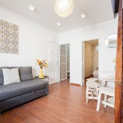 Апартаменты Liberty Duplex Three-Bedroom Apartment - by LU Holidays комната для гостей фото 3