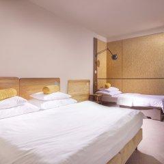 Отель Golf Depandance Прага комната для гостей фото 5