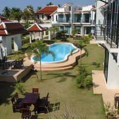 Отель Sunrise Villa Resort балкон