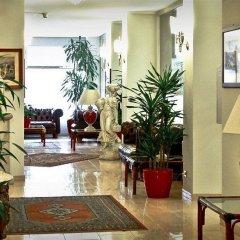 Ritter Hotel интерьер отеля