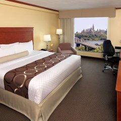 Отель Best Western Plus Gatineau-Ottawa Канада, Гатино - отзывы, цены и фото номеров - забронировать отель Best Western Plus Gatineau-Ottawa онлайн удобства в номере фото 2