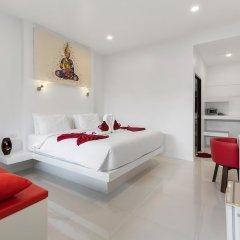 Отель Crystal Bay Beach Resort комната для гостей фото 6