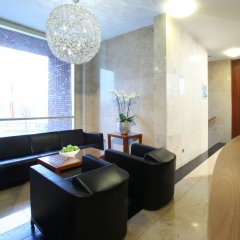 Lindner Hotel & Residence Main Plaza интерьер отеля