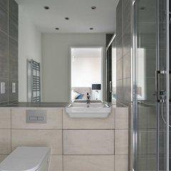 Апартаменты The Boardwalk Apartments ванная