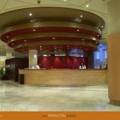 Silken Indautxu Hotel интерьер отеля