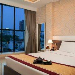 Hong Vina Hotel комната для гостей фото 5