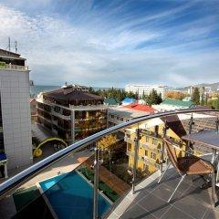 Гостиница Экодом балкон